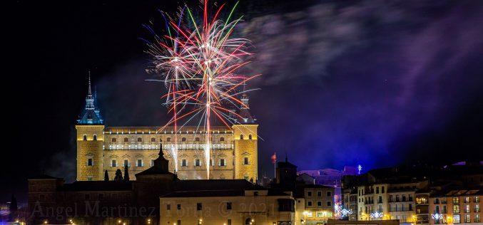 Reportaje Fotográfico – Fuegos artificiales en la Noche de Reyes