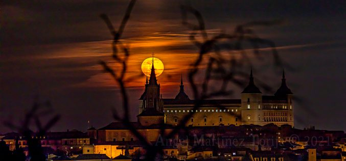 Reportaje Fotográfico – La Luna de Lobo de 2021