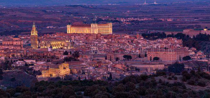 Reportaje Fotográfico – Toledo, desde el Cerro de los Palos