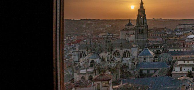 Paseo Fotográfico – Atardecer desde El Alcazar