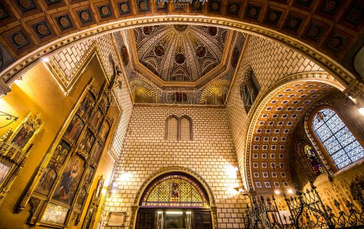 Historia – La Capilla Mozárabe de la Catedral de Toledo