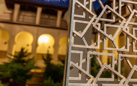 Reportaje Fotográfico – Anochecer en el Convento de Santa Clara
