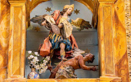 Reportaje Fotográfico – Iglesia de San Miguel el Alto