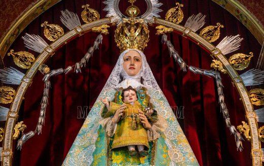 Imaginería Religiosa – Nuestra Señora de la Paz