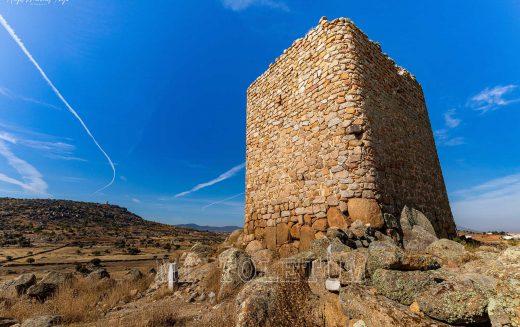 Provincia – Torre de los Moros, Las Ventas con Peña Aguilera