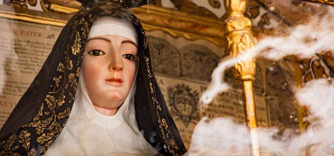 Imagineria Religiosa – Santa Clara. Convento de Santa Clara la Real